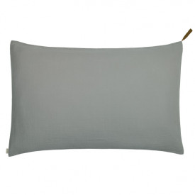 Pillow Case 50 x 75 - Silver Grey