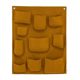 Wall pocket - Gold