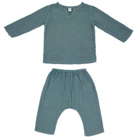 Zac Suit - 1-2 Years - Ice Blue