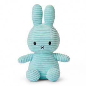 Miffy Soft Toy - Turquoise Blue
