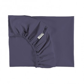 Fitted Sheet Alhambra 70 x 140 cm - Aegean Blue