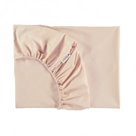 Fitted Sheet Alhambra 70 x 140 cm - Bloom Pink