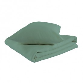 Bed Linen Atlas 148 x 200 - Siesta Green