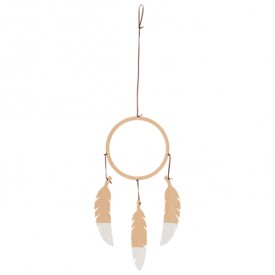 Dream Catcher White