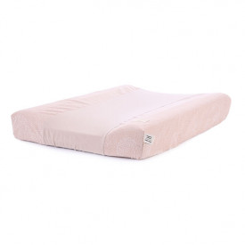 Changing Cushion Calma Bubble - Elements - Misty Pink / White