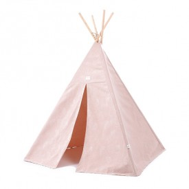Teepee Phoenix Bubble - Elements - Misty Pink / White