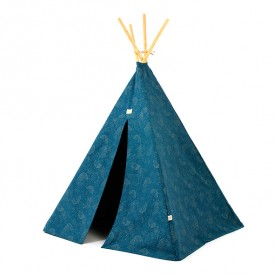 Teepee Phoenix Bubble - Elements - Night blue / Gold