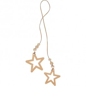 Stars and pearls duo - Mint