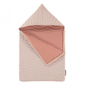 Baby Sleeping Bag Helsinki Pure Line - Bloom Pink