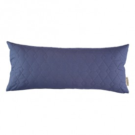 Cushion Montecarlo 70x30cm Pure Line - Aegean Blue