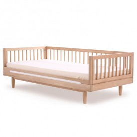 Pure toddler bed 70x140 cm - Oak