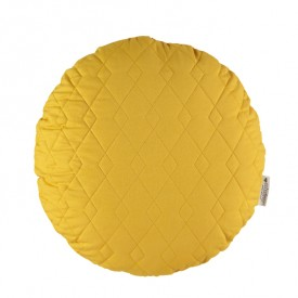 Round Cushion Sitges 45 cm Pure Line - Farniente Yellow