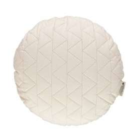 Round Cushion Sitges 45 cm Pure Line - Natural