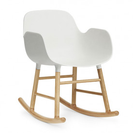 Form Rocking Chair - Color to choose
