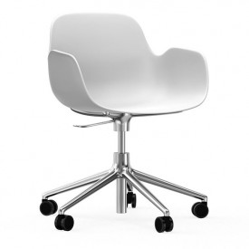 Form Armchair - Swivel - Color to choose