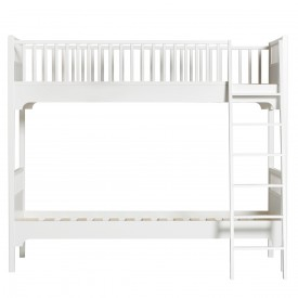 Seaside Bunk Bed - Slant Ladder