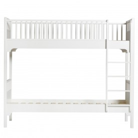 Seaside Bunk Bed - Vertical Ladder