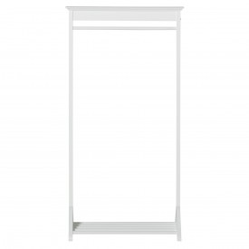 Clothes Rail Seaside White Oliver Furniture
