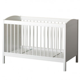 Seaside Lille+ Convertible Cot Bed with conversion kit (0-9 Y)