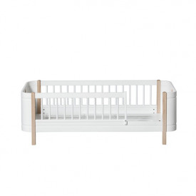 Mini+ Junior Bed 68x162cm - Oak