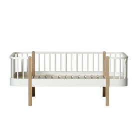 Wood Junior Day Bed 90 x 160 cm - Oak