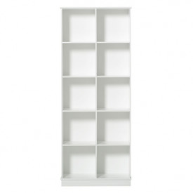 Wood Shelving Unit 2 x 5