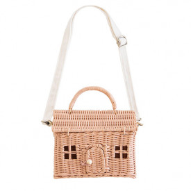 Casa Bag - Rose  Pink Olli Ella