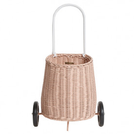 Luggy Basket - Rose