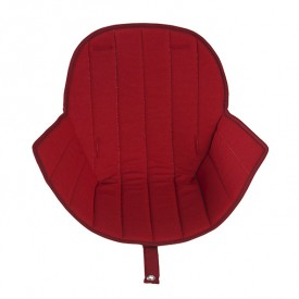 Cushion - OVO High Chair - Red Red Micuna