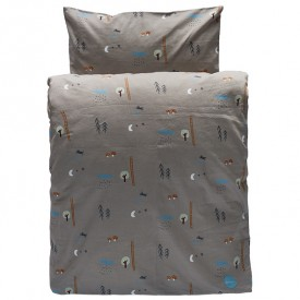 Bedding Happy Forest - 140 x 200