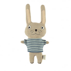 Baby Felix Rabbit Cushion
