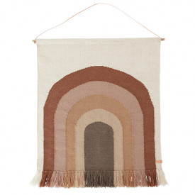 Wall Rug Follow the Rainbow - Choko