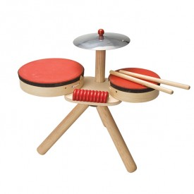 Drum set Red