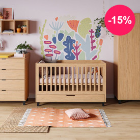 Flash Promo - Simple Nursery - Oak