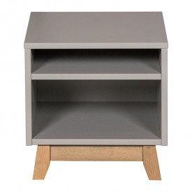 Trendy Night table - Griffin Grey