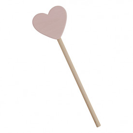 Magic Wand Heart - Pink