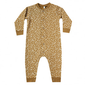 Fleece Onesie - Golden Berry