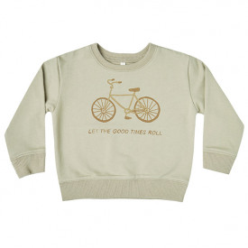 Terry Sweatshirt - Bike