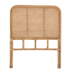 Jack Rattan and Cane Headboard for 90cm Bed