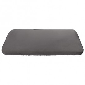 Fitted sheet 70 x 160cm - Grey