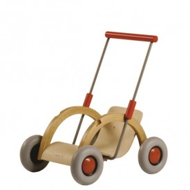 Troll Wooden Doll Pram