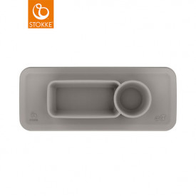 ezpz Placemat for CLIKK Tray - Grey