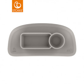 ezpz Placemat for TRIPP TRAPP Tray - Grey