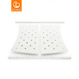 Sleepi Conversion Kit - Baby bed to Junior Bed - White