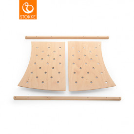 Sleepi Conversion Kit - Baby bed to Junior Bed - Natural