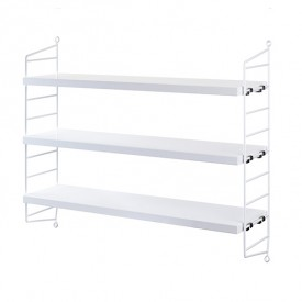 Pocket Shelf - White