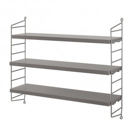 Pocket Shelf - Grey
