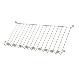 Metal Magazine Shelf 78 x 30 cm - Beige