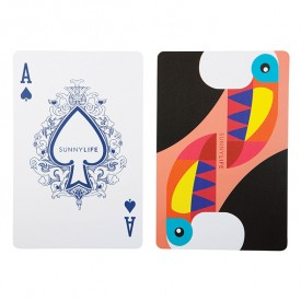 Toucan Giant Playing Cards
