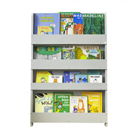 Bookcase - Pale Grey